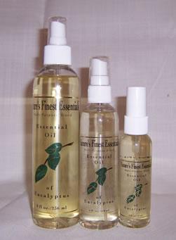 Nature S Finest Essentials Essential Oil Of Eucalyptus